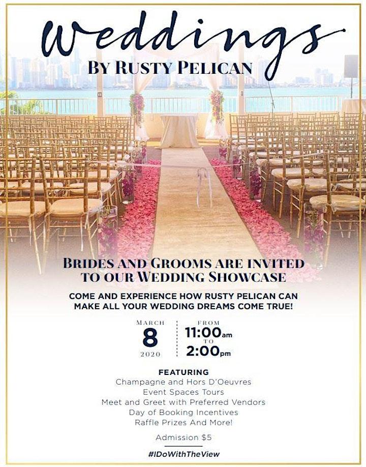 Rusty Pelican Miami Wedding Showcase image