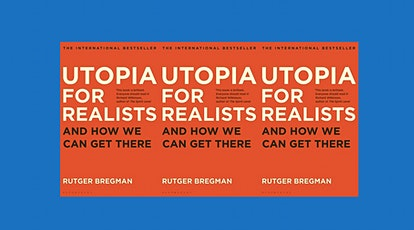 Utopia for Realists - WEAll Read Edinburgh tickets
