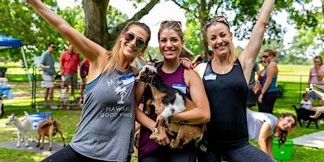 Goat Yoga Texas - Sun, March 22 @ 10:30AM tickets
