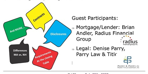 New Hampshire Contracts, Mortgages and more...
