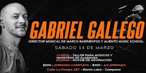 GABRIEL GALLEGO EN CAMPANA