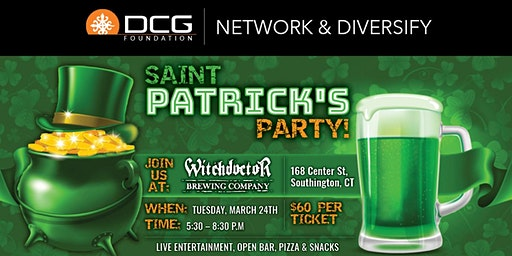 Diversity Construction Group Foundation St. Patty's Party
