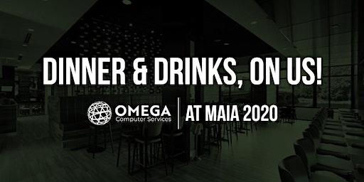 Omega Dinner - MAIA