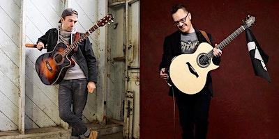 Candyrat Guitar Night featuring Antoine Dufour & Gareth Pearson