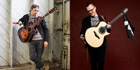 Candyrat Guitar Night featuring Antoine Dufour & Gareth Pearson tickets