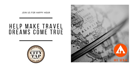 Support Study Abroad Scholarships at Happy Hour! tickets