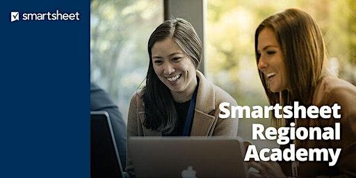 Smartsheet Regional Academy - Boston - March 11th-12th