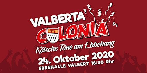 Valberta Colonia - Kölsche Töne am Ebbehang
