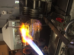 Welch glass blowing shop tour for CNS Staff only tickets