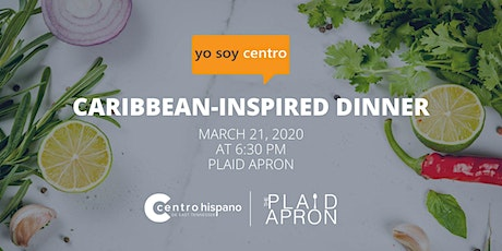 Yo Soy Centro Caribbean-Inspired Dinner tickets
