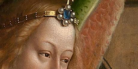 Jan van Eyck 1390-1441 tickets