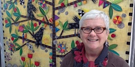 Mixed Media Workshop with artist Susan Kline tickets