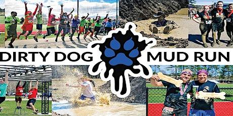 Dirty Dog Mud Run Volunteers! tickets