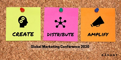 Kadant Global Marketing Conference 2020 tickets