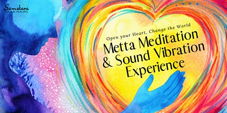 Metta Meditation & Sound Vibration Experience at Samskara Yoga tickets