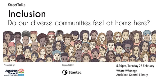 Inclusion: Do our diverse communities feel at home here?