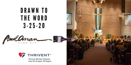 Drawn to the Word Worship Night with Thrivent
