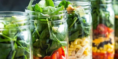 Elegant Badasses Salad in a Jar Party - Register to attend! tickets