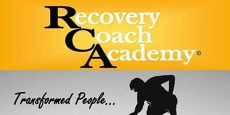 CCAR-Recovery Coach Academy tickets