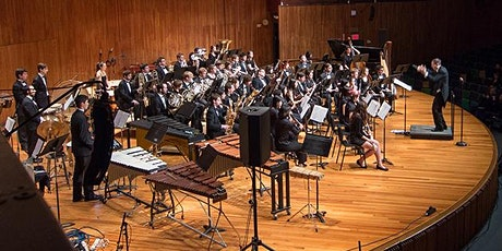 MIT Wind Ensemble: Spirited Winds tickets