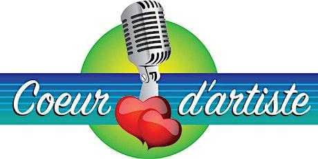 Concours Coeur d'artiste Cocagne 2020 billets