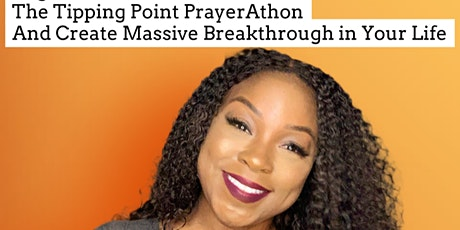 The Tipping Point PrayerAthon tickets
