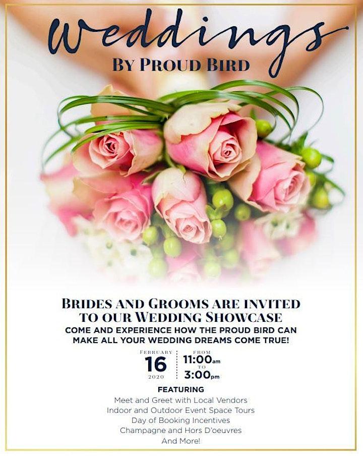 Proud Bird Wedding Showcase image