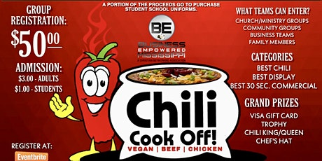 BEST OF MISSISSIPPI CHILI-COOKOFF tickets