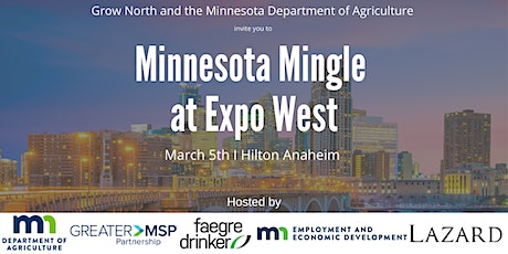 2020 Minnesota Mingle at Expo West tickets
