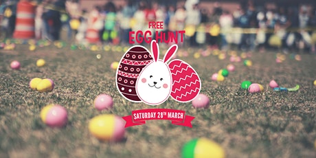 Free Easter Egg Hunt tickets