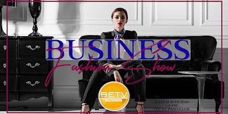 BETV BUSINESS FASHION tickets