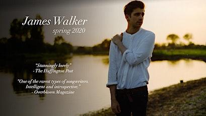 James Walker: Live in Utrecht tickets