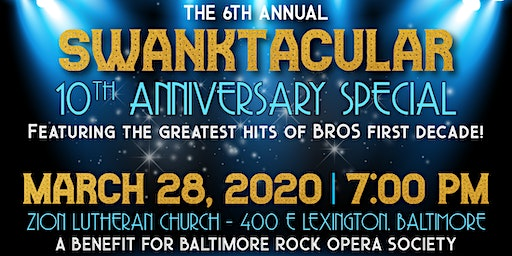 Swanktacular VI: 10th Anniversary Special