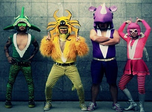 Peelander-Z and Virginity tickets