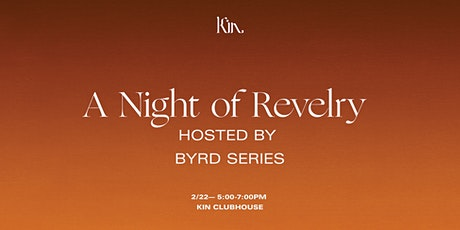 A Night of Revelry tickets