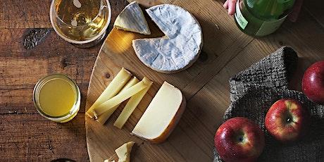 Cheese + Cider with Wild Terra tickets