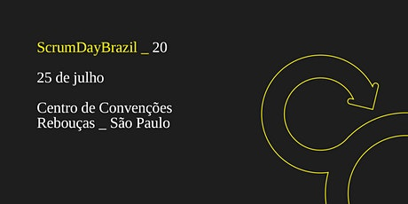 Scrum Day Brazil ingressos