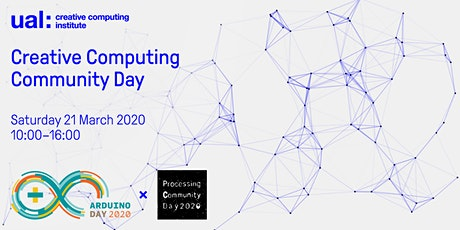 Creative Computing Community Day 2020 tickets