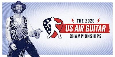 US Air Guitar - 2020 Championships - Des Moines, IA