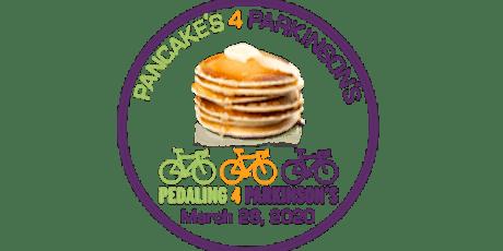 Pancakes 4 Parkinson's tickets