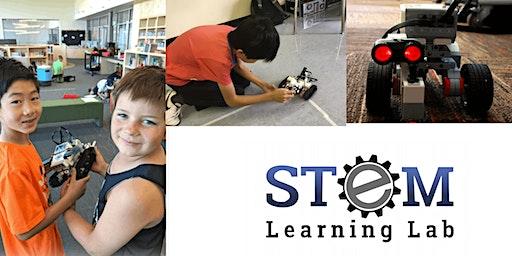 Summer Camp: Lego Mindstorm: Grade 4-5: SOUTH CALGARY