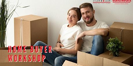 March Free Home Buyer Workshop tickets