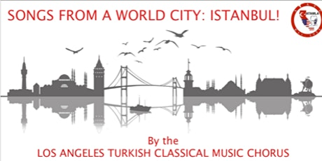 Songs From A World City: Istanbul tickets