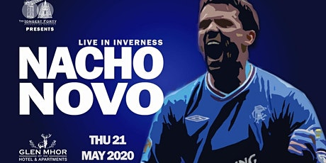 Nacho Novo - Live in Inverness tickets