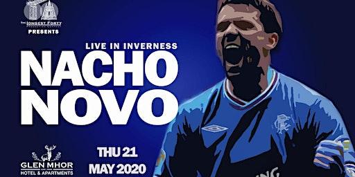 Nacho Novo - Live in Inverness