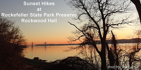Friday March 27 | 6:00  pm – 8:00 pm | Sunset Hike at Rockwood Hall tickets