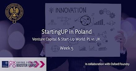 StartingUP in Poland tickets