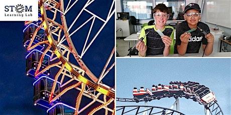 Summer Camp: Theme Park Engineering & Design: Grade 6-9: SOUTH CALGARY tickets