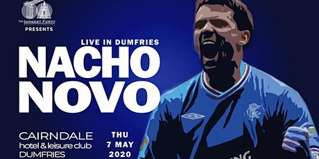 Nacho Novo - Live in Dumfries tickets