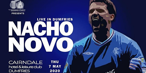 Nacho Novo - Live in Dumfries